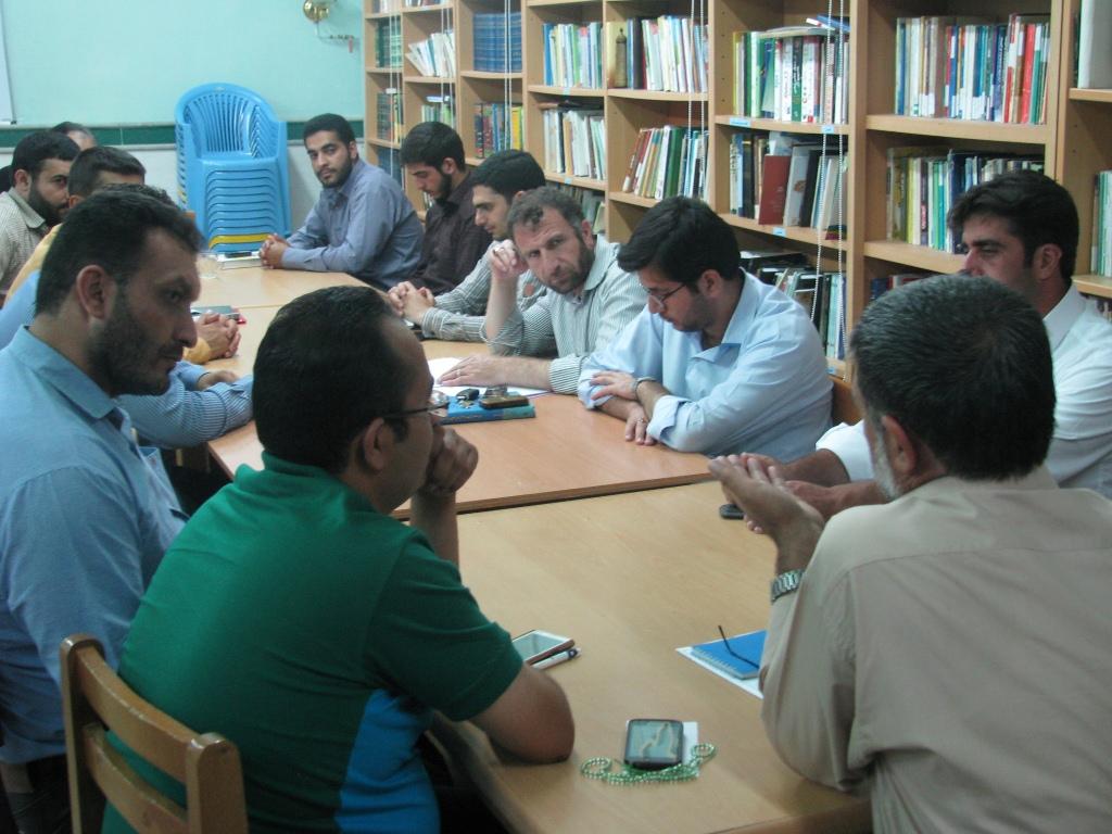 اولین نشست شورای پایگاه شهید ولی الله