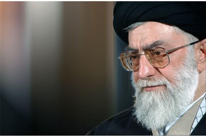 رهبر معظم انقلاب اسلامی ،ارتحال آیت ا… هاشمی رفسنجانی را تسلیت گفتند