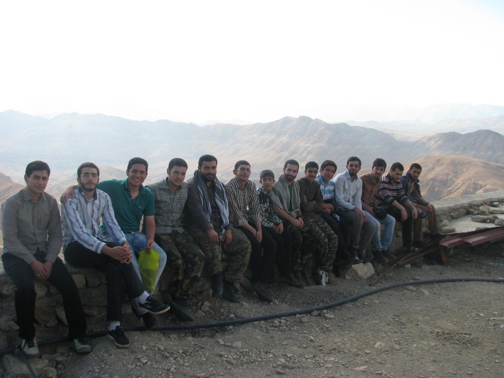 اردوی زیارتی پیغمبران