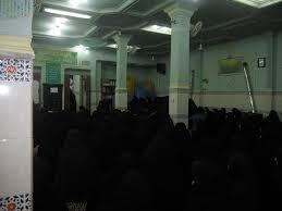 برنامه تجلیل از حافظان قرآن کریم-واحد خواهران دارالقرآن