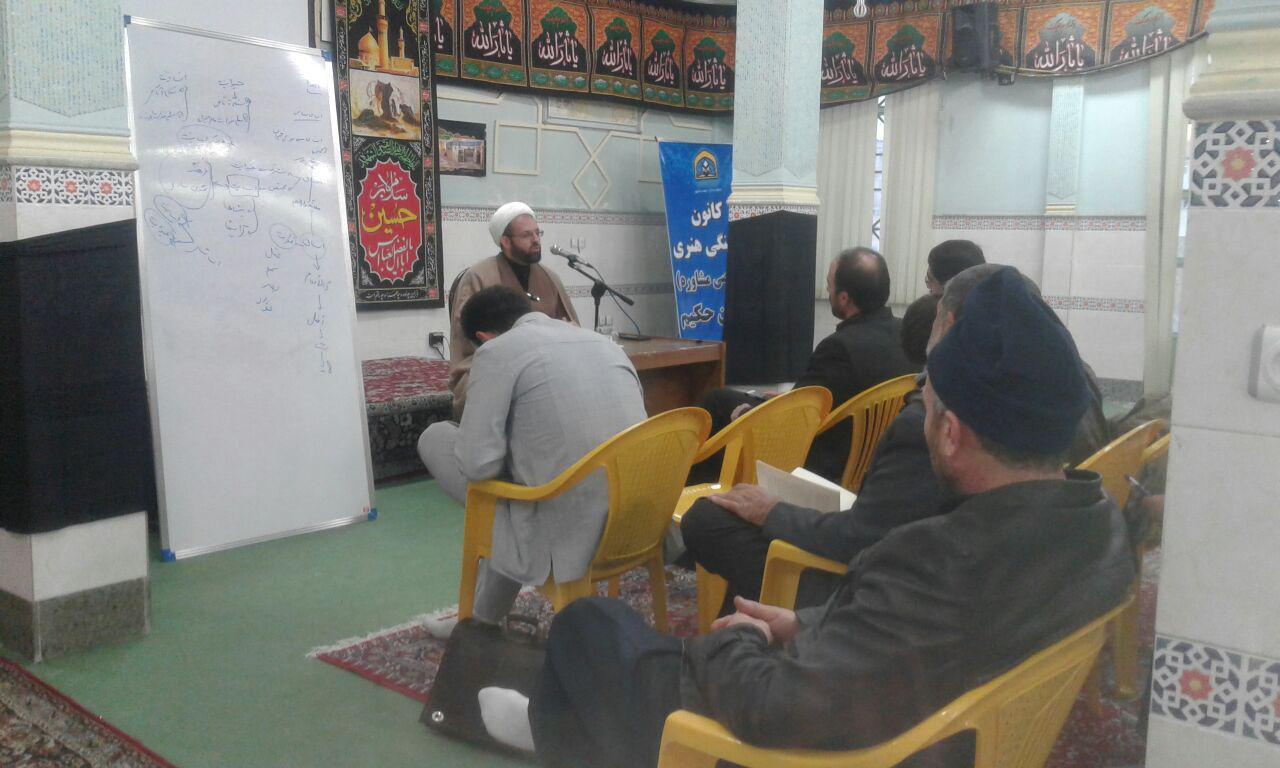 دانلود سخنرانی جلسات اعتقادی استاد خواجوی